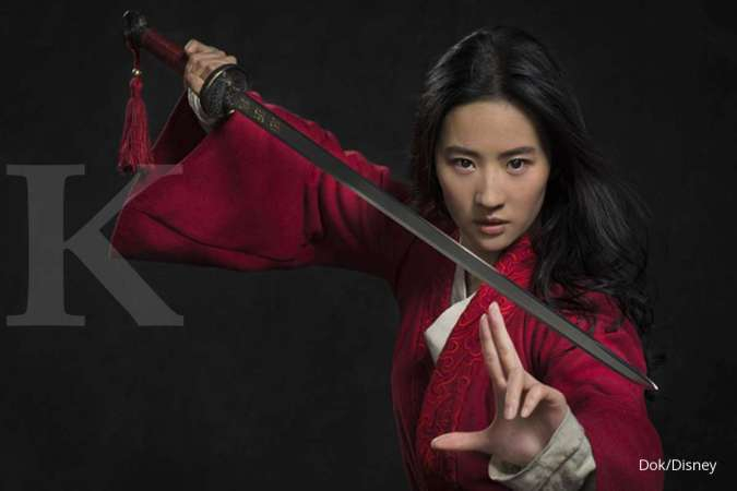 Film Mulan live action.