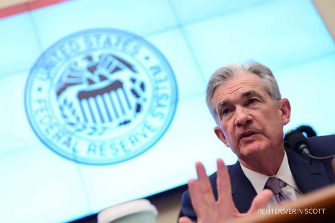 Powell says policy appropriate amid noteworthy risks to outlook