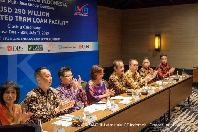Sindikasi PT Indomobil Finance Indonesia