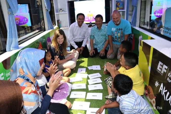EF Mobile, Program Kelas Bahasa Inggris Gratis untuk Anak