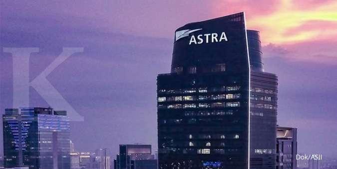 Kinerja grup Astra tertekan di kuartal I-2020, saham ASII dan AALI jadi jawara