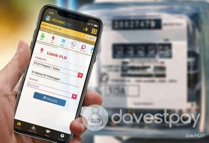 HDIT Hensel Davest (HDIT) fokus kembangkan aplikasi DavestPay di Indonesia Timur