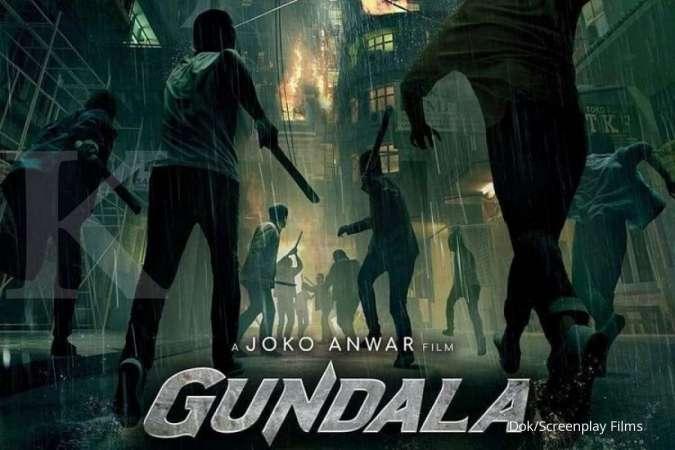 Poster film Gundala
