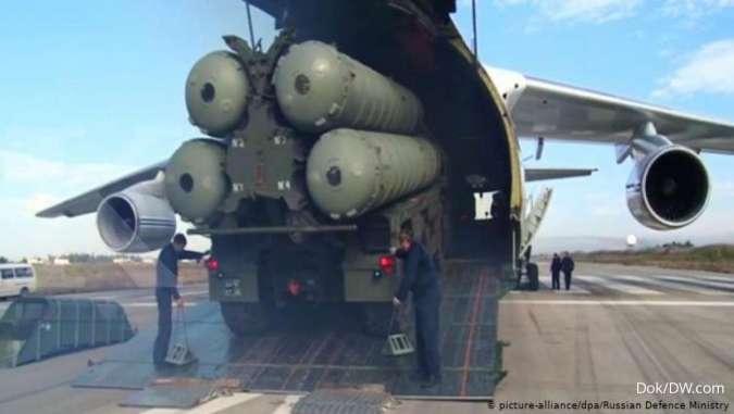 Rudal canggih S200 buatan Rusia