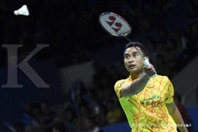 Indonesia Open 2019: Chen Long menaklukkan Tommy Sugiarto lewat rubber set