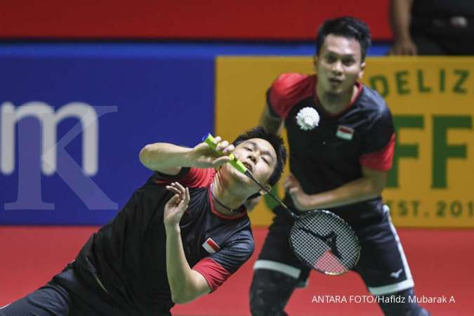 Hong Kong Open 2019, The Daddies tembus babak kedua