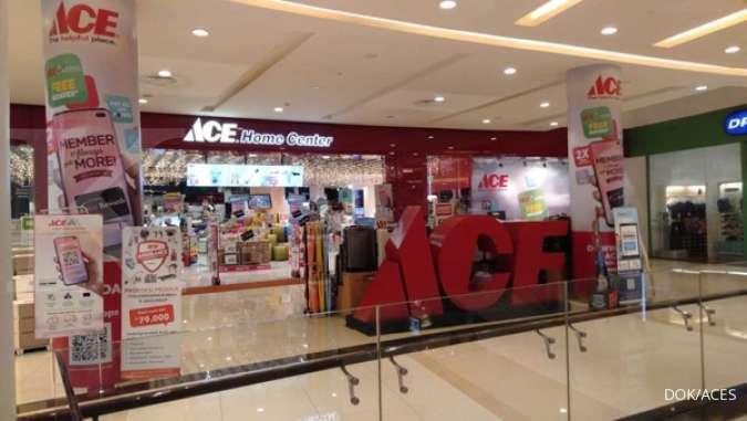 ACES Indeks penjualan riil masih tumbuh, Ace Hardware (ACES) sebut penjualan masih menguat