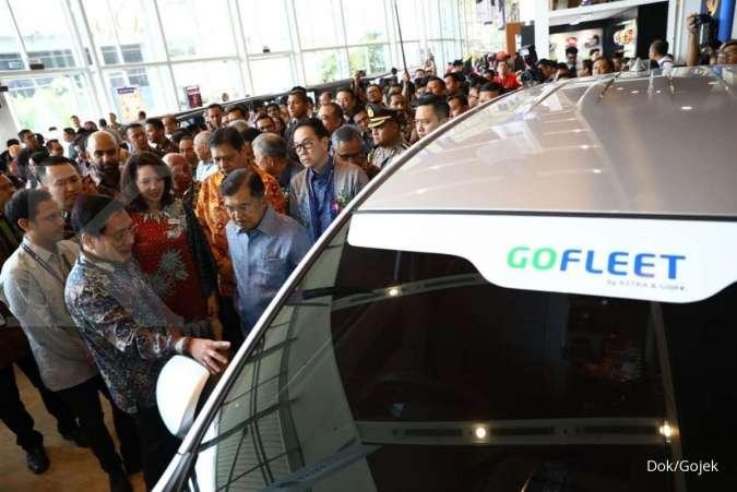 ASTRA & GOJEK Luncurkan GOFLEET, Solusi Mobilitas di Indonesia
