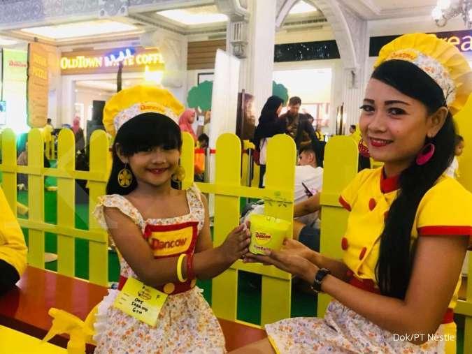 Rayakan Hari Anak Nasional, Dancow Luncurkan 'Dongeng Aku dan Kau' untuk Anak Unggul Indonesia