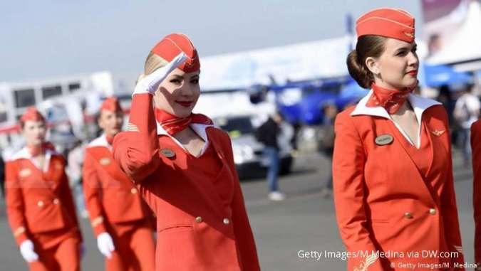 Pramugari Aeroflot
