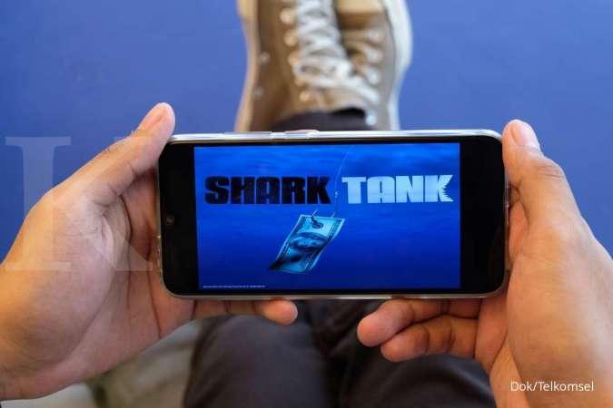Maxstream Hadirkan Serial 'Shark Tank' di Saluran Techstorm