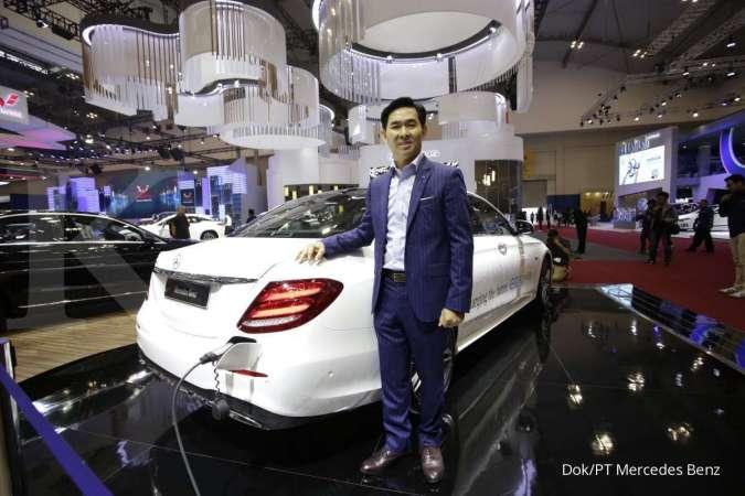 Mercedes-Benz Meluncurkan E 300 e EQ Power Sebagai Plug-in Hybrid E-Class Pertama di Indonesia