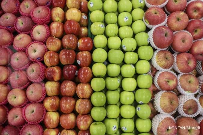 Buah apel adalah salah satu makanan berserat yang bisa Anda makan.