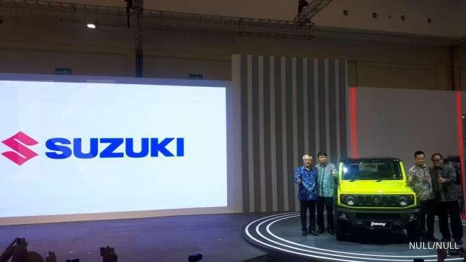 Suzuki Luncurkan Jimny Generasi Keempat di GIIAS 2019