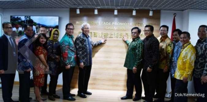 Garap Pasar Ekspor Nonmigas Terbesar Indonesia, Mendag Resmikan ITPC Shanghai