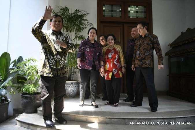 Megawati bertemu Prabowo, tangis Baiq Nuril pun pecah