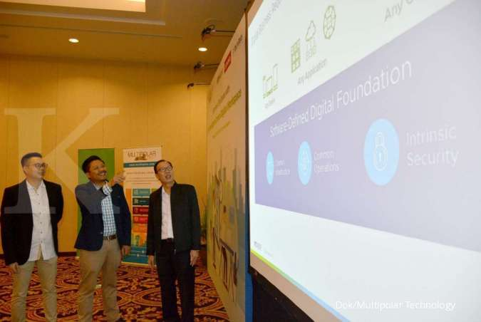 MLPT Multipolar technology dorong transformasi digital dengan cognitive collaboration