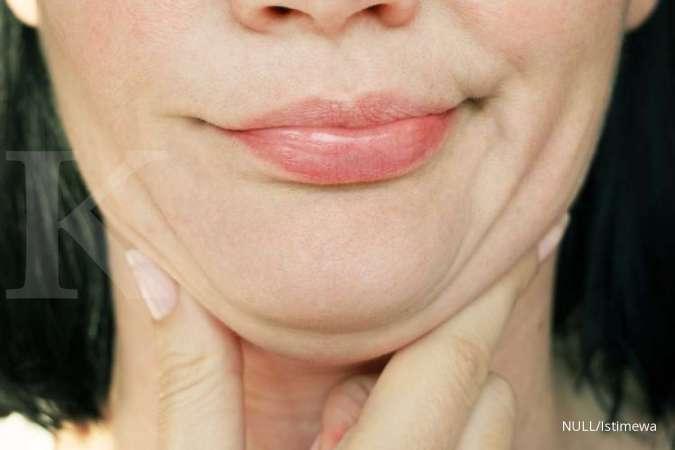 Misteri tubuh manusia: 8 alasan kenapa Anda punya dagu berlipat