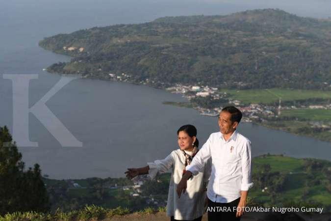 Jokowi: Selamat siang, Ibu kota negara kita akan pindah