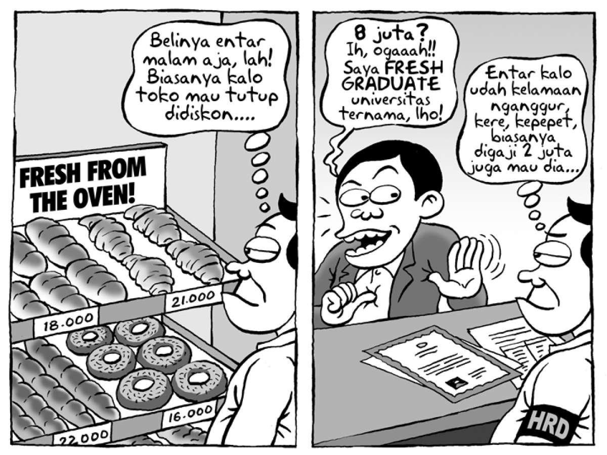 Benny Rachmadi - Riuh Cuitan Tolak Gaji Rp 8 Juta