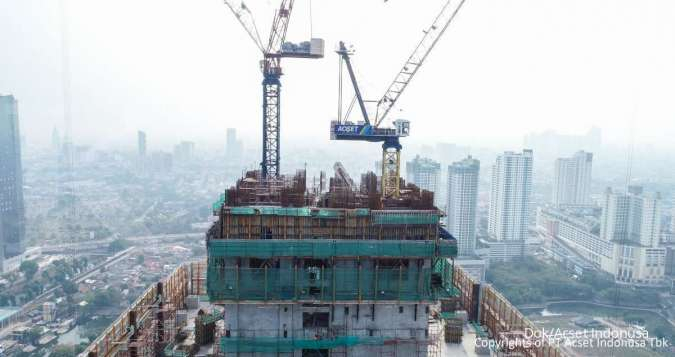 Akibat keterlambatan proyek, Acset Indonusa (ACST) catat rugi bersih pada 2019