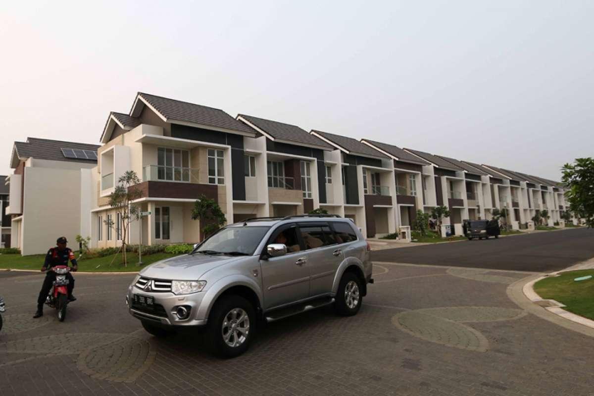 Transaksi penjualan perumahan