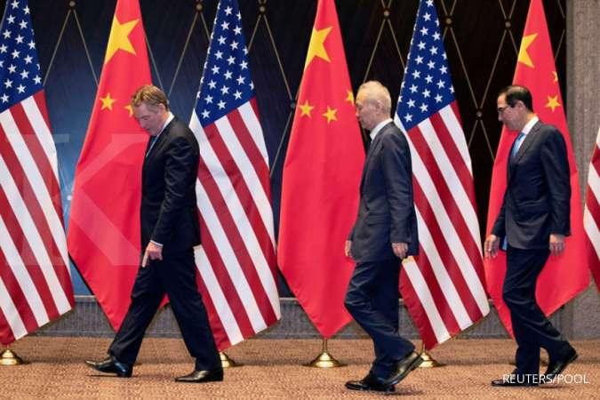 China says will work with the U.S. to address each other's core concerns