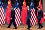 China, U.S. to hold trade talks in October