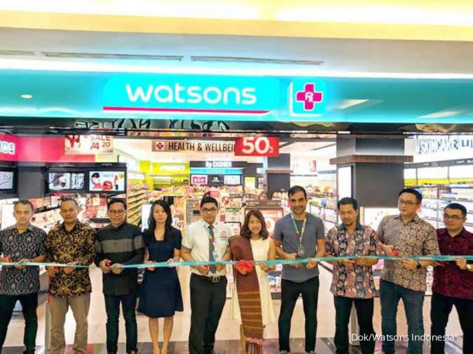 Watsons Telah Hadir di Medan