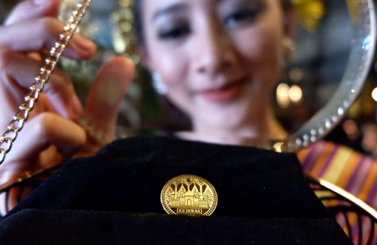 Investasi Koin Emas Nusantara
