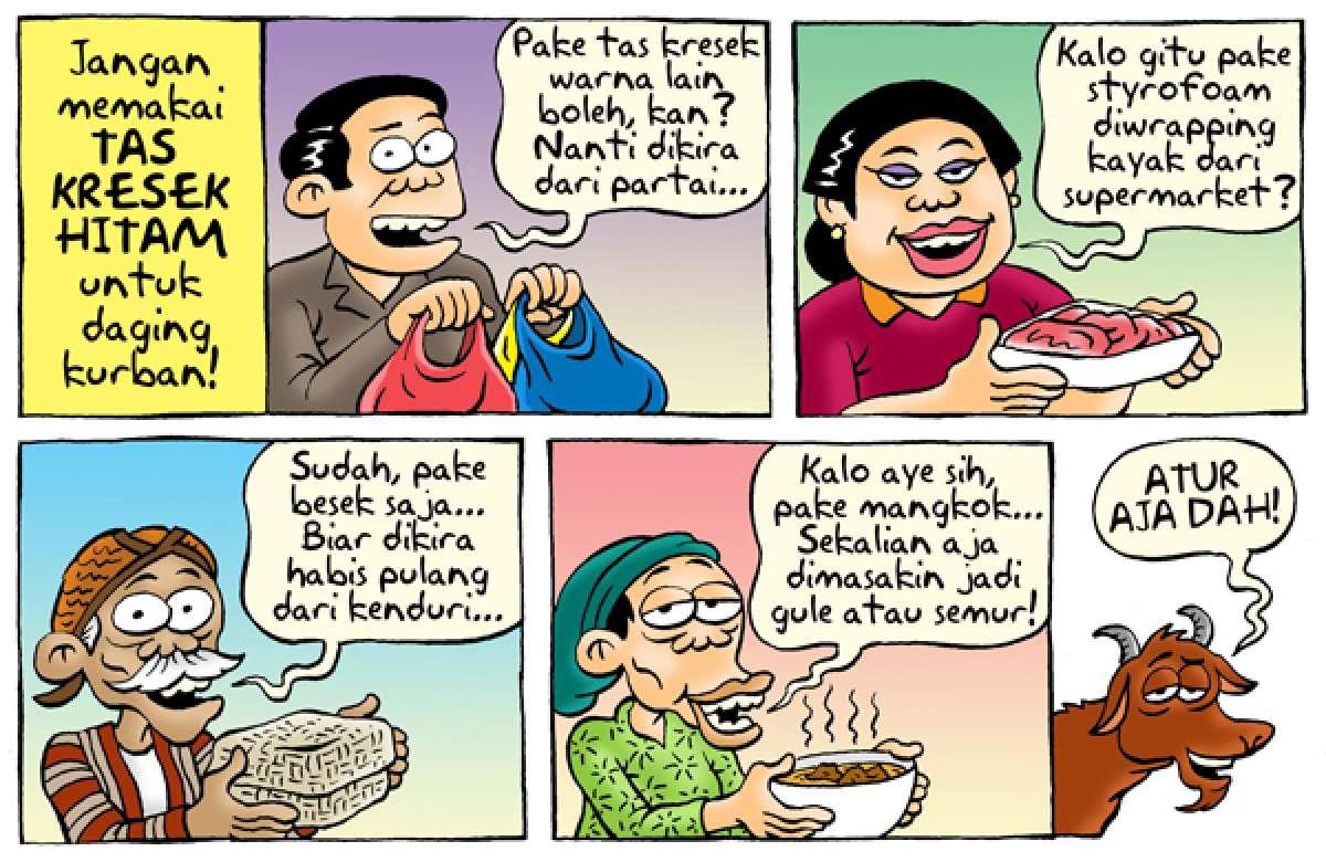 Benny Rachmadi - Ragam Kemasan Daging Qurban