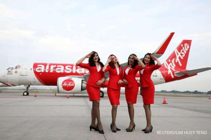 Tingkatkan keterisian, AirAsia Indonesia (CMPP) tambah rute dan armada baru