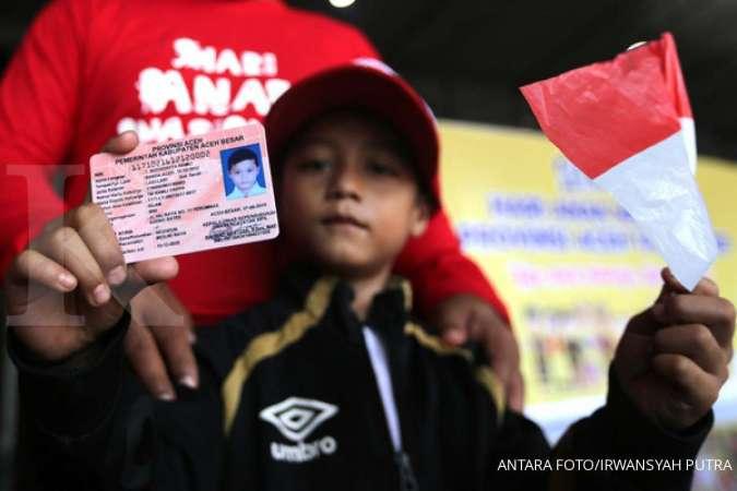 Cara membuat Kartu Identitas Anak