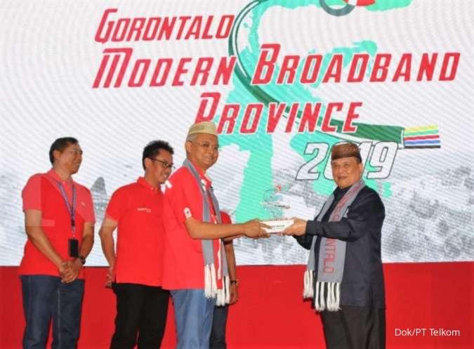 Gorontalo Menjadi Modern Broadband Province Pertama di Kawasan Timur Indonesia