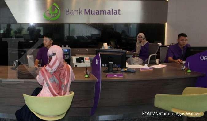 Bank Muamalat: Isu kredit macet capai 40% dari total pembiayaan tak sesuai fakta