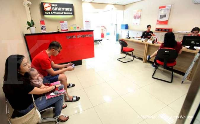 BSIM Laba Bank Sinarmas tergerus 95,8% akibat tertekan NPL tinggi
