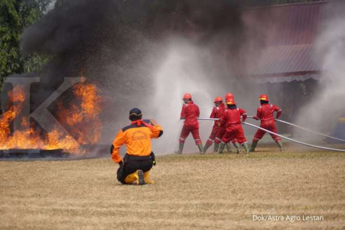 AALI Berikut upaya Astra Agro untuk menekan terjadinya kebakaran hutan dan lahan