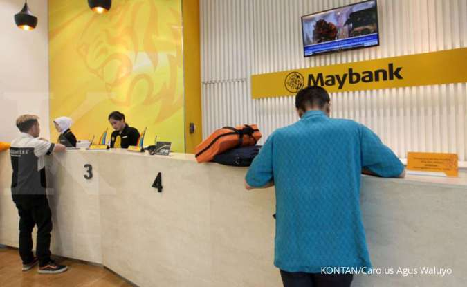 Laba Sebelum Pajak Maybank Kuartal II Naik 1,6% Capai RM 2,65 Miliar Didukung Kenaikan Net Fee Based Income