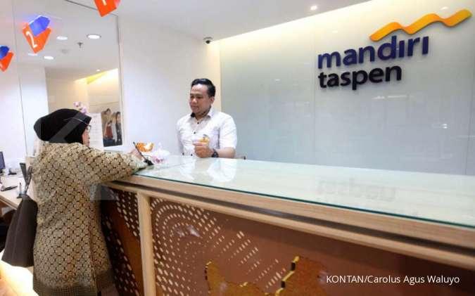 Bank Mandiri Taspen Menawarkan Obligasi Rp 1 Triliun Dengan Bunga Hingga 8 20