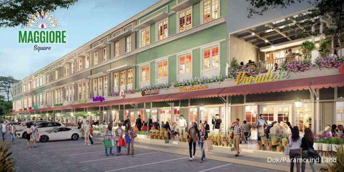 Paramount Land luncurkan produk komersial Arcadia Grande di Gading Serpong