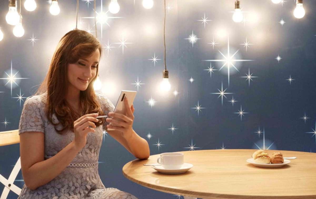 Peluncuran Samsung Galaxy Note 10+
