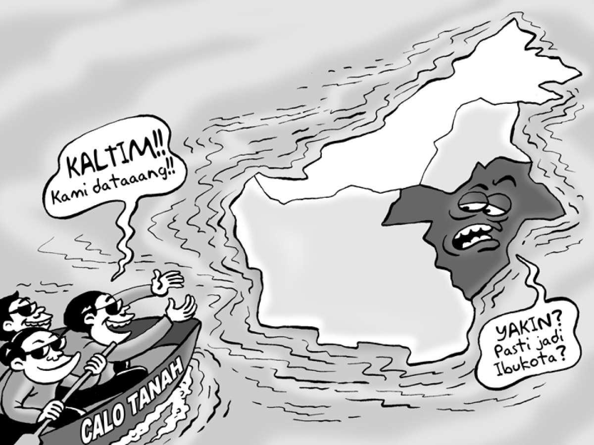 Benny Rachmadi - Calo Transmigrasi ke Calon Ibu Kota Baru