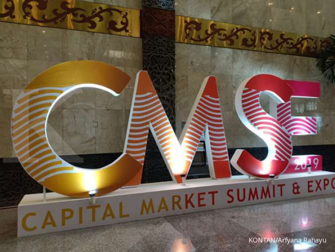 Belajar jadi investor andal di Capital Market Summit and Expo 2019