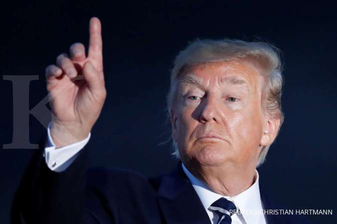 Queen minta Donald Trump turunkan video kampanyenya