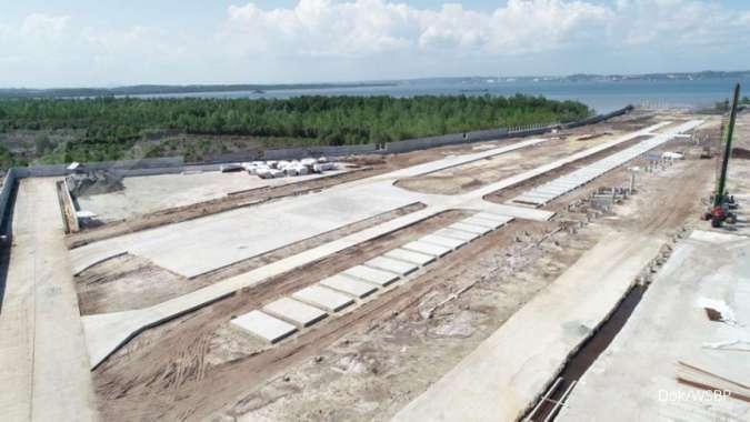 WSBP Waskita Beton (WSBP) menargetkan kontrak baru Rp 11,9 triliun pada tahun depan