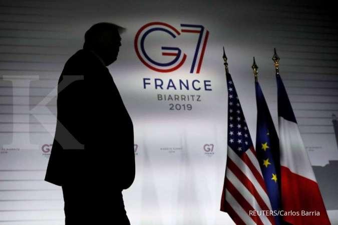Trump: Langkah ECB memangkas suku bunga berdampak ke AS, tapi The Fed hanya duduk - Kontan