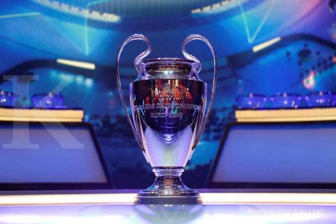 Jadwal bola Liga Champions malam hari ini, sajikan pertandingan Grup A hingga D