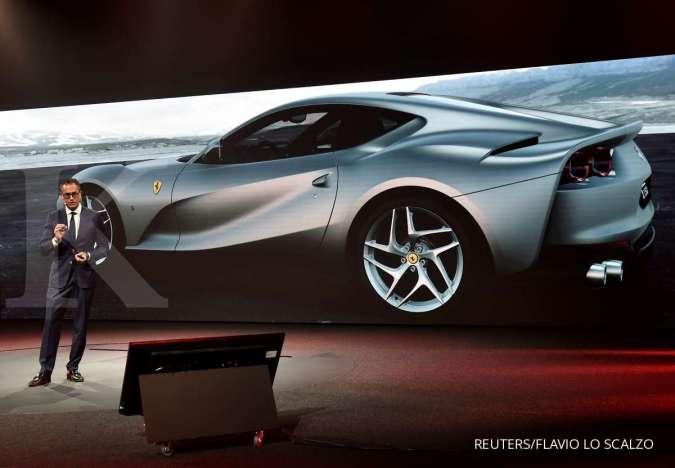 Ferrari Meluncurkan Model Spider Dan Gts Dengan Harga Mulai Rp 4