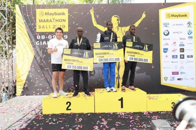 Pengumuman Pemenang Maybank Marathon Bali 2019
