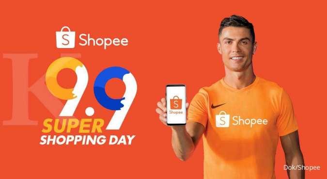 Shopee Catatkan Rekor Terbaru di 9.9 Super Shopping Day, Peningkatan Transaksi 3X Lipat Dibandingkan 2018